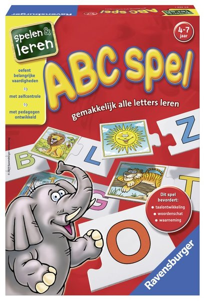 L080: ABC Spel Game