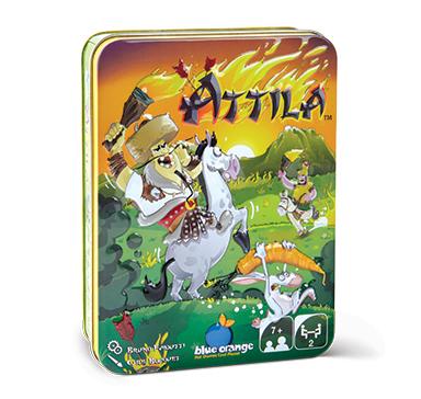 G532: Attila Game
