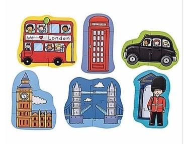 P482: 6 London Puzzles