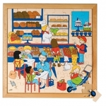 P503: Bakery Puzzle