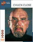 P525: 1000 piece Puzzle - Chuck Close Self Portrait