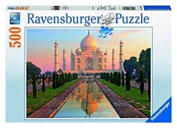 P528: 500 piece Puzzle - Taj Mahal