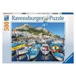 P535: 500 piece Puzzle - Colourful Marina