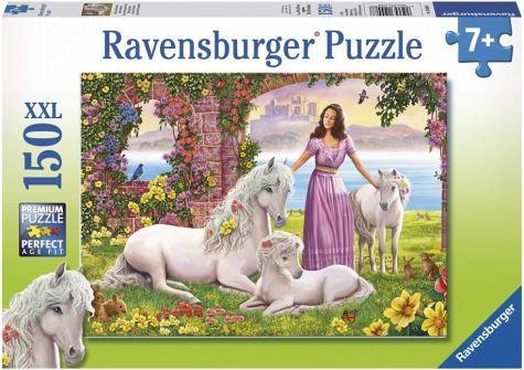 P542: 150 piece Puzzle - Flower Ponies