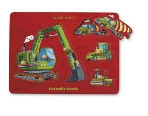 P565: Construction Vehicles Puzzle