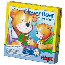 G614: Clever Bear Learns to Count Game