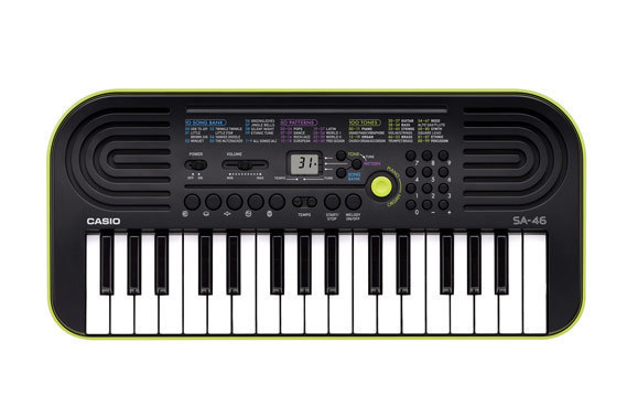 M091: Casio Keyboard
