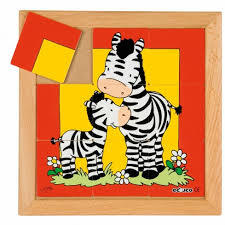 P578: 2 Baby Animal Tile Puzzles