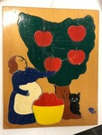 P621: Apple Tree Vintage Puzzle