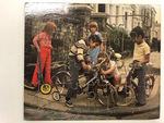 P623: Bike Kids Vintage Puzzle
