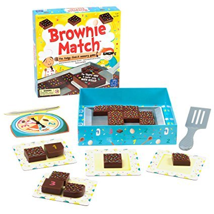 G348: Brownie Match Game