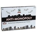 G609: Anti-Monopoly Game