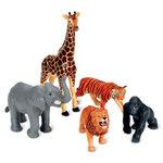 I017: Jumbo Jungle Animals