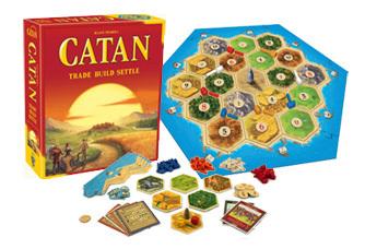 G667: Catan Game