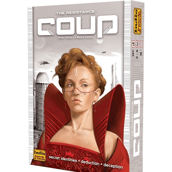 G684: Coup Game