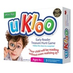 G557: uKloo - Early Reader Treasure Hunt Game