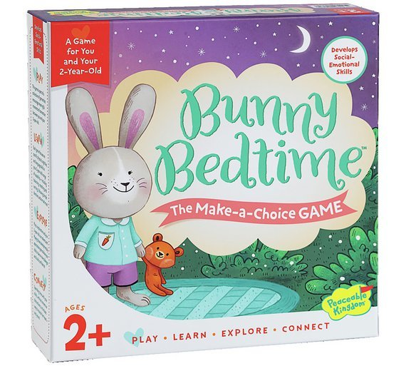G699: Bunny Bedtime Game