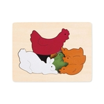 P632: Chicken and Friends Puzzle