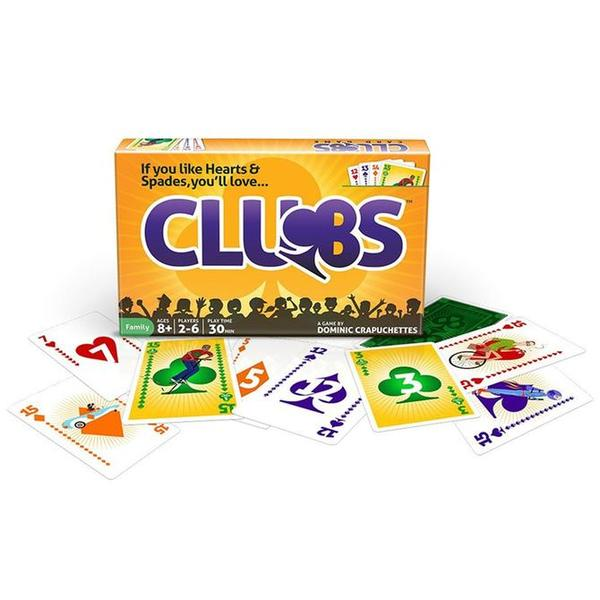 G716: Clubs Game
