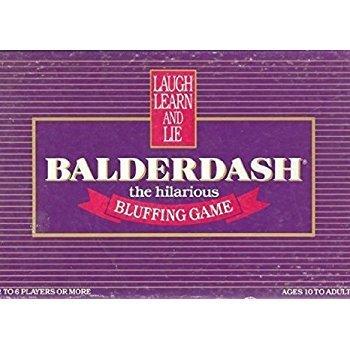 G721: Balderdash Game