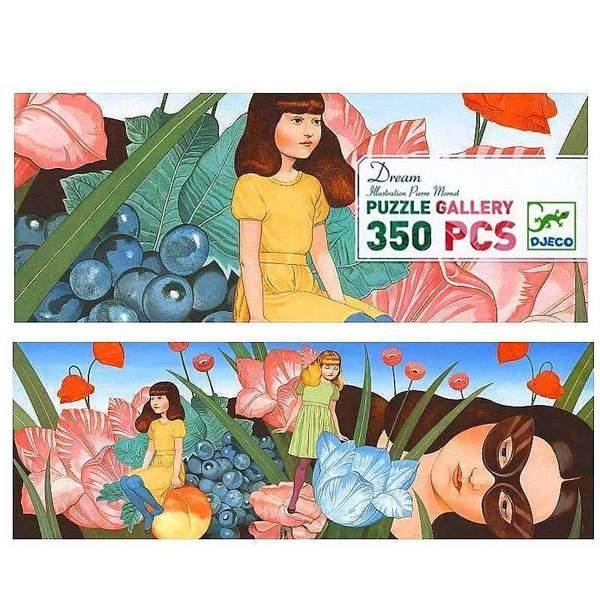 P003: 350 piece Puzzle - Dream
