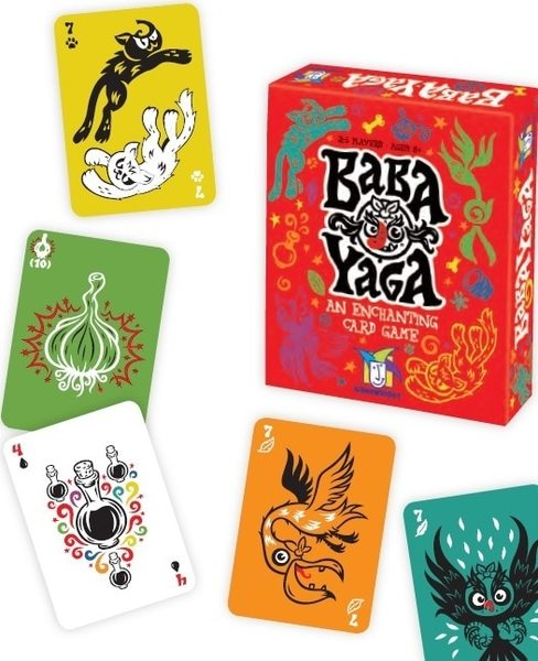 G727: Baba Yaga Game