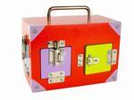 C412: Red Lock Box