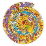 P642: 350 piece Puzzle - Observation - History