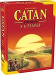 G751: 5-6 Player Extension for Catan
