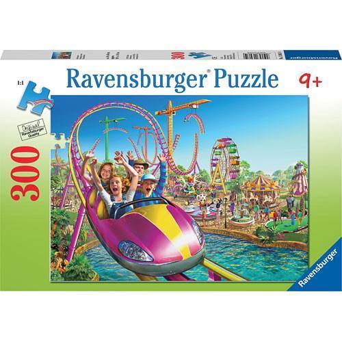 P651: 300 piece Puzzle - Roller Coaster