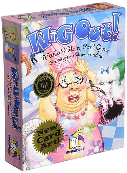 G446: Wig Out! Game