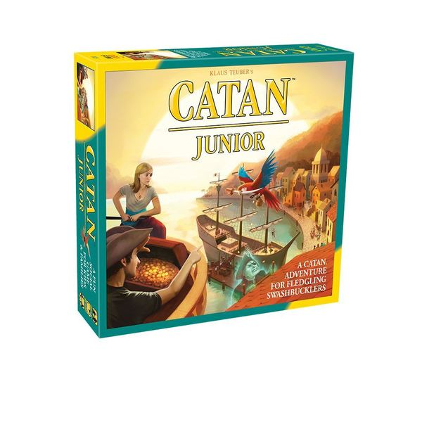 G757: Catan Junior Game