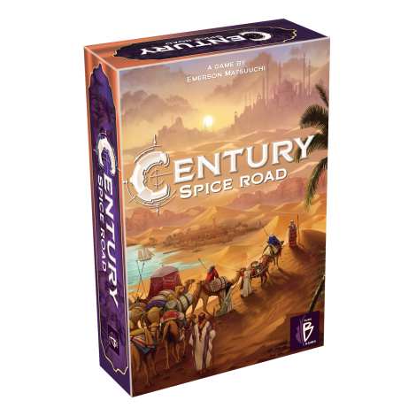 G764: Century Spice Road Game