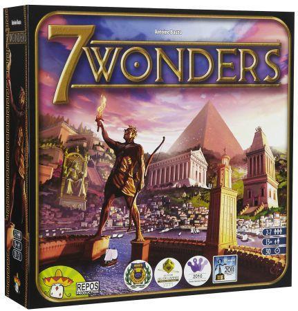 G768: 7 Wonders Game
