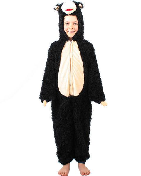 E101: Black Lamb Costume - Small