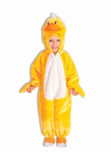 E595: Duck Costume - Small