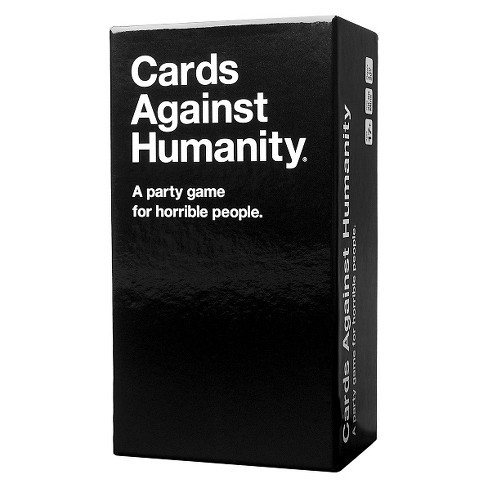 G106: Cards Against Humanity Game