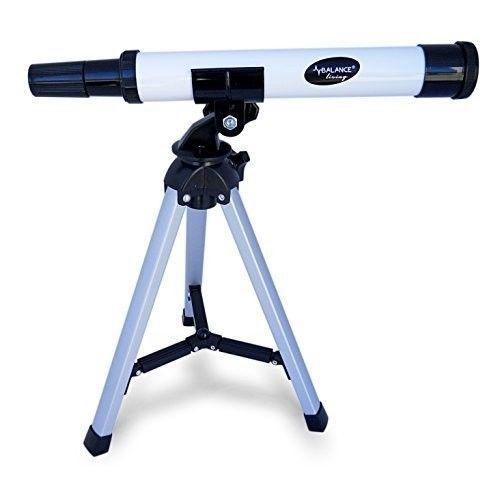 D138: 30x Mini Refractor Telescope