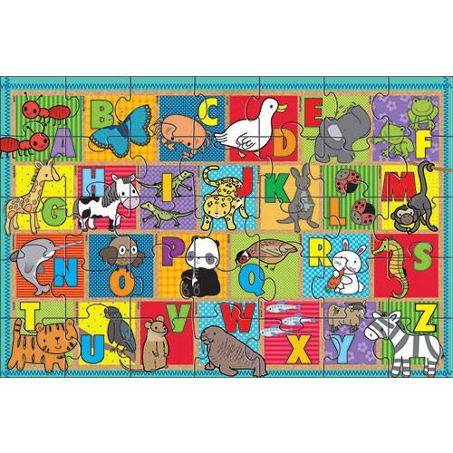 P194: ABC Giant Floor Puzzle
