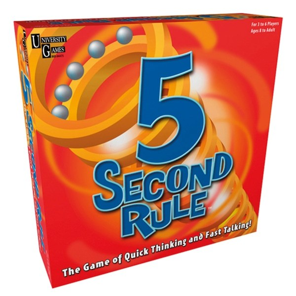 G226: 5 Second Rule Game