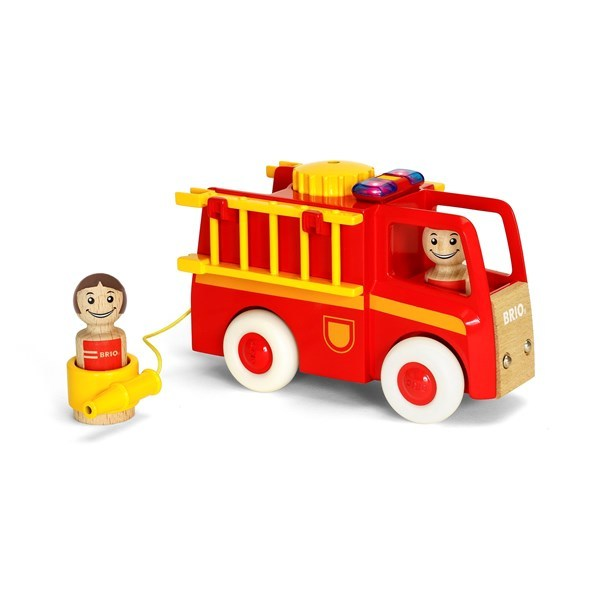 V002: Brio Emergency Vehicles