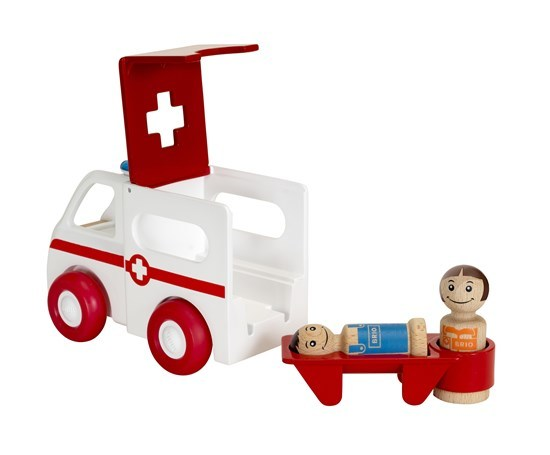 V027: Brio Emergency Vehicles