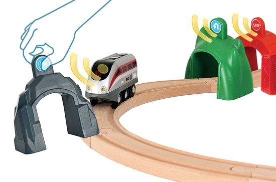V029: Brio Smart Engine with Action Tunnels