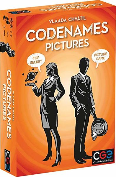 G805: Codenames Pictures Game