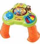 A014: Safari Sounds Activity Table