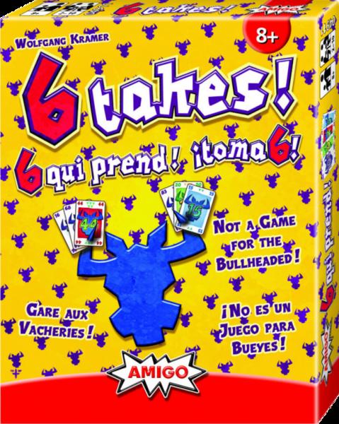 G187: 6 Takes! Game
