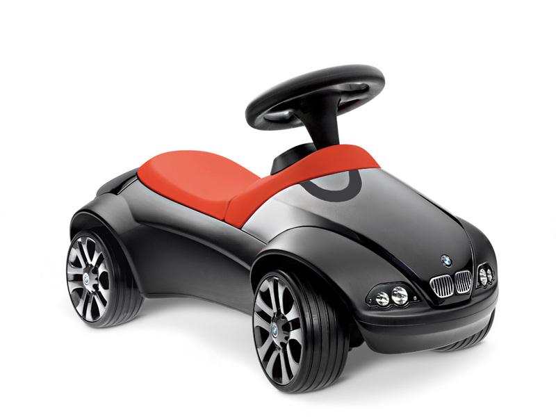 R086: BMW Ride-On - Black