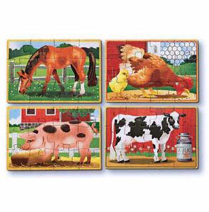 P601: 4 Farm Puzzles