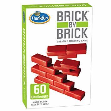 T030: Brick by Brick Logic Game