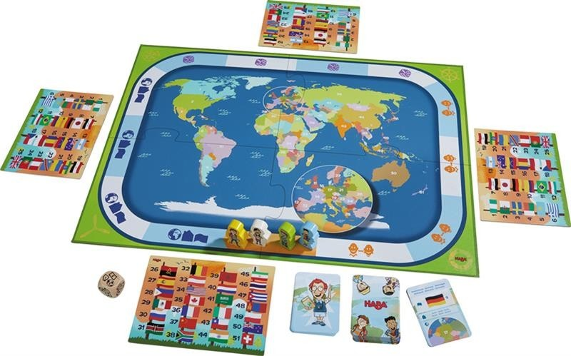 G860: Countries of the World Game
